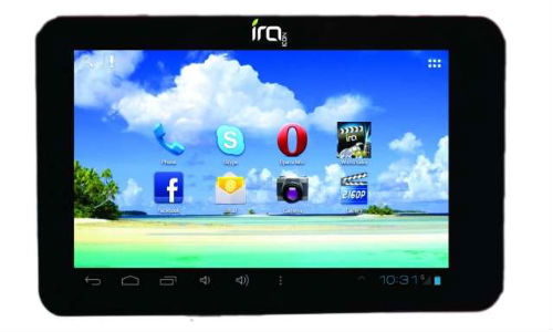Ira Icon: BSNL, WishTel Join Hands to Launch the 3G Tablet at Rs 10,500