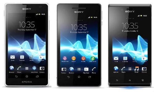 Sony Xperia T vs Xperia V vs Xperia J: A War Between the Three New Smartphones