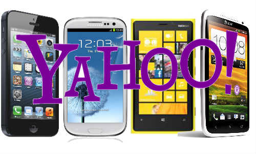 Yahoo CEO: Employees to get Smartphones Including iPhone 5, Galaxy S3, Lumia 920 and One X