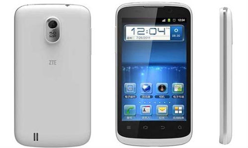 ZTE Blade 3:  Budget Android ICS Smartphone to Reach India by 2012-end