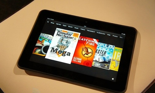 Amazon Kindle Fire HD: Users Can Now Opt Out of Ads
