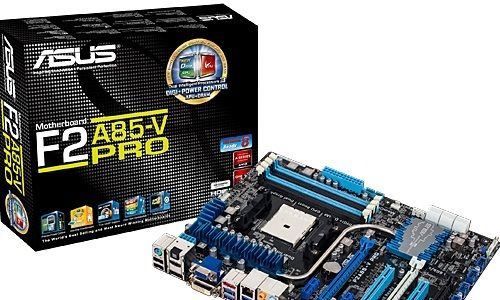 Asus New F2A85 Series Motherboards for Mainstream PCs come with Remote Go functionality