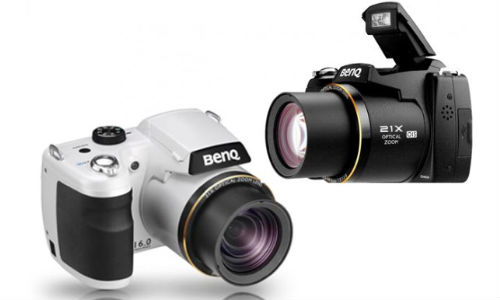 BenQ GH600, GH700 Launched in India : What About Top Features of 16MP Camera Series?
