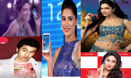 Bollywood's Top 6 Geeky Celebrities Who Endorse Big Tech Brands