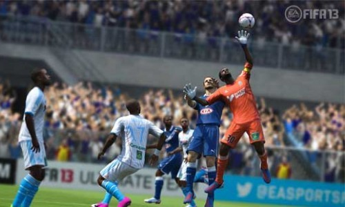 EA Sports FIFA Soccer 13 Launched, Also Available for Apple iPhone and iPad