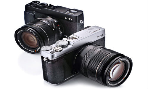 Fujifilm launches Gorgeous and Affordable Retro Camera X-E1