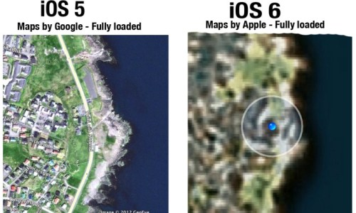 Google Maps App For iOS to Arrive by 2012-end
