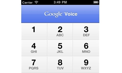 Google Voice Update Now Available for iOS