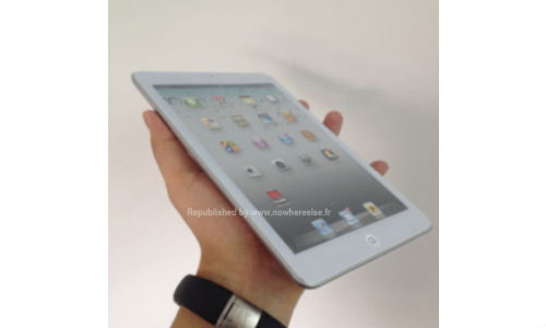 iPad Mini: Alleged Images Surface Online Few Hours Ahead of Apple's Special Event