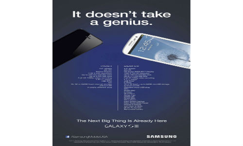 Samsung Hits Back with Galaxy S3 vs iPhone 5 Ad