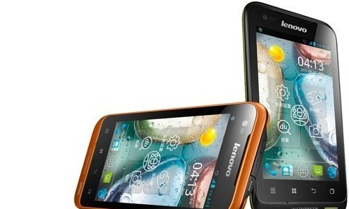 Lenovo Waterproof Dual-SIM A660 with Android ICS to Launch in India Soon