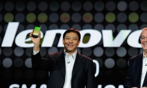 Lenovo Looks to Debut in Smartphone Market of India