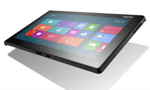Lenovo ThinkPad Tablet 2 to Launch on October 26, Running on Windows 8 Pro