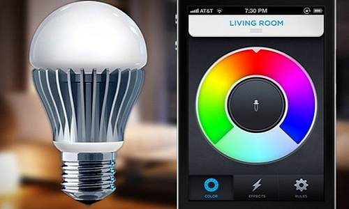 LIFX: Smartphone Controlled Lightbulbs Coming Soon