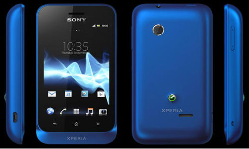 Sony India unveils Xperia tipo, Xperia tipo dual with exclusive Vodafone offer [Pictures]