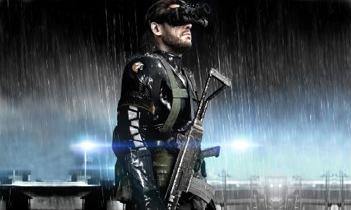 Hideo Kojima Showcases Metal Gear Solid: Ground Zeroes Gameplay [Video]