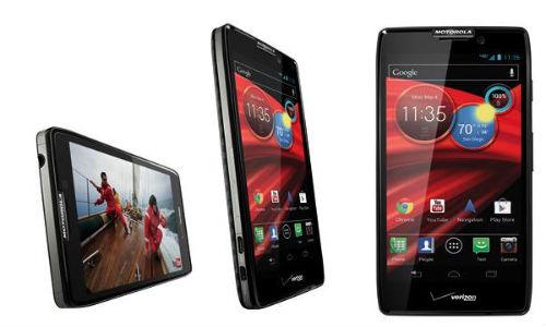 Motorola Unveils Droid Razr HD alongside Droid Razr Maxx HD and Droid Razr M