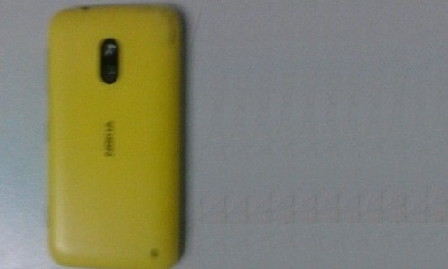 Nokia Windows Phone 8 Smartphone Leaked: Reveals Colored Back Panel