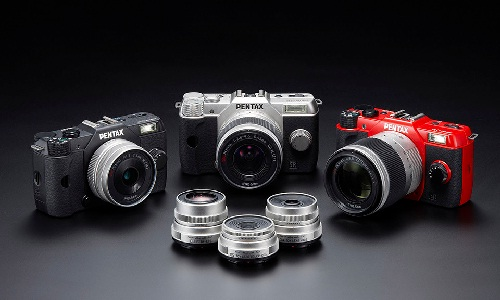 Pentax Q10 Mirrorless Camera and K-5 II Flagship Now Official