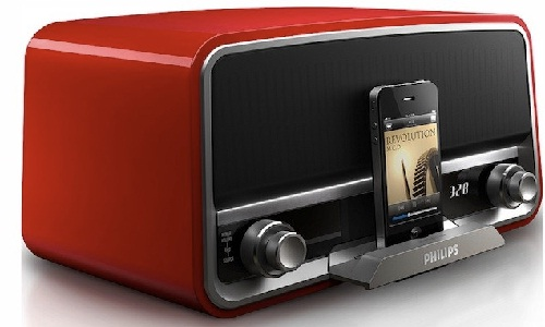 IFA 2012: Philips Launches Original Radio Series and Fidelio Audio