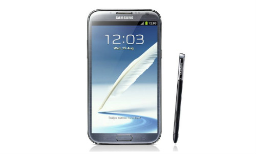 Samsung Galaxy Note 2 to go on Sale in UK before US