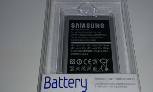Samsung Galaxy S3 Spare 2,100 mAh Battery Now Available in India