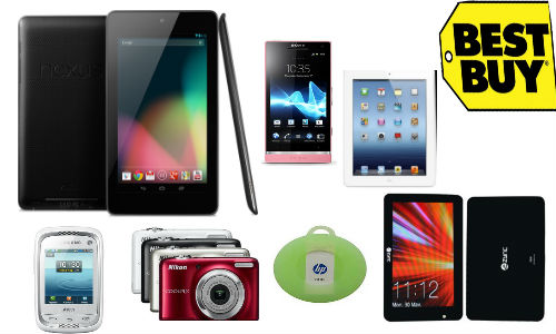 Weekend Guide: Top 10 Online Deals on Smartphones, Tablets, Camera and More