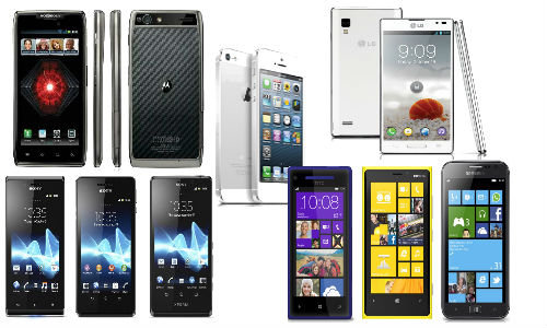 Top 10 Hottest Upcoming Smartphones in India to Look out for in 2012