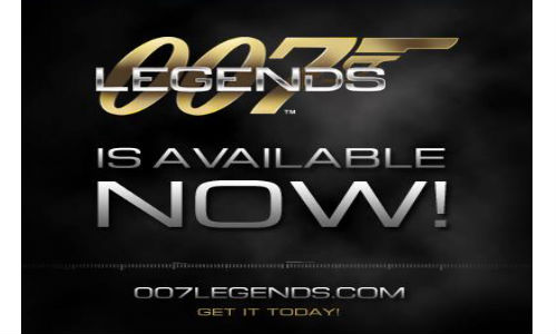 Activision Brings Out 007 Legends Video Game
