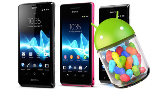 Android 4.1 Jelly Bean: Sony Xperia T, TX, and V Smartphones to Get the Update in 1Q13