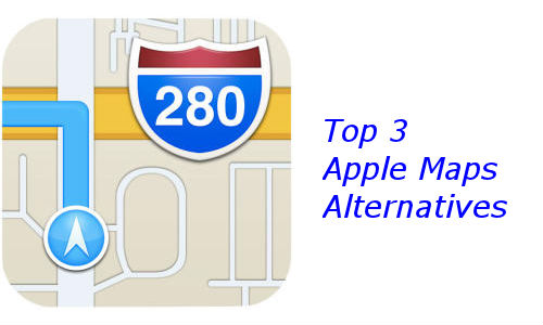 Apple iOS 6 Maps: Top 3 Alternate Map Apps for Your New iPhone 5