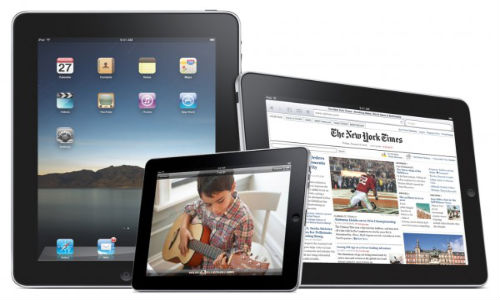 iPad Mini: Mockup Of Smaller Apple Tablet Shows Up in Video