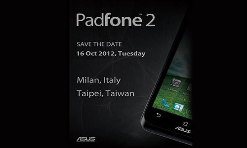 Asus Padfone 2: Latest Leak confirms LTE Connectivity
