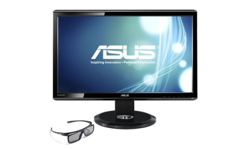 Asus VG23AH 3D IPS LED Monitor Now Available in India, Starting at Rs 18,500