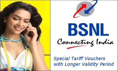 BSNL Launches 6 Longer Validity Vouchers for Karnataka Circle