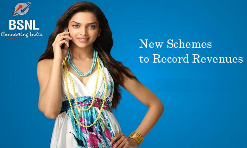 BSNL to Introduce New Schemes to Record Revenues in 2012-2013
