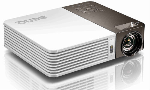 BenQ GP10 Ultra- Lite LED Projector Launched at Rs 59,990 for Big Screen Home Entertainment