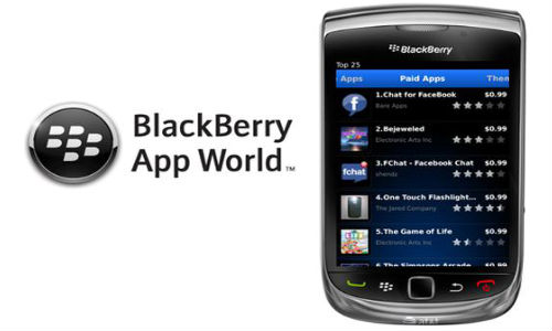 Blackberry India: Users to Pay for Apps through Monthly Bills Soon