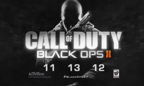Activision Releases Launch trailer for Call of Duty: Black Ops 2