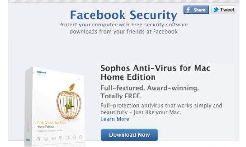 Facebook Spreads Out AV Marketplace with Kaspersky, Avast, Avira, Total Defense