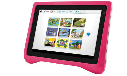 "Ematic Releases Funtab Pro: 7"" Android ICS Children's Tablet powered by Zoodles Kid Mode"