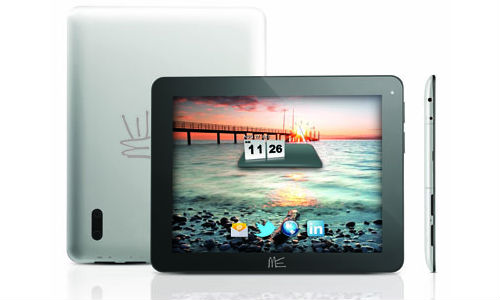 HCL ME G1: Budget Android ICS, 3G Enabled, 9.7 inch Tablet Launched at Rs 14,999