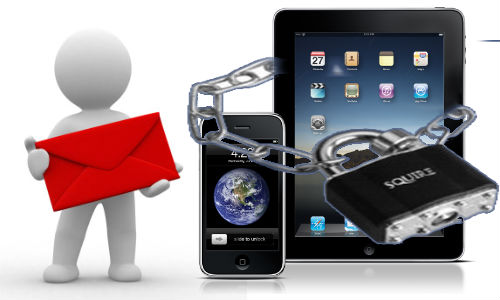 How to Password Protect Your Email on iPhone and iPad?