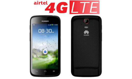 Huawei Unveils Ascend P1 LTE in India, Targets to Gain Market Share With Airtel LTE Technology