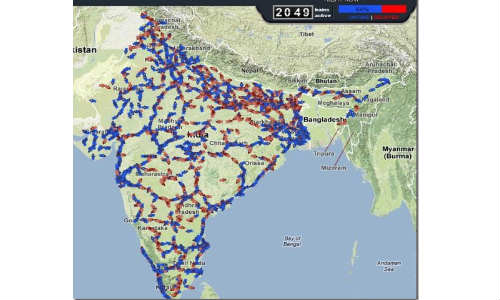 Indian Railways Announces RailRadar: How to Track Your Train with the New App?