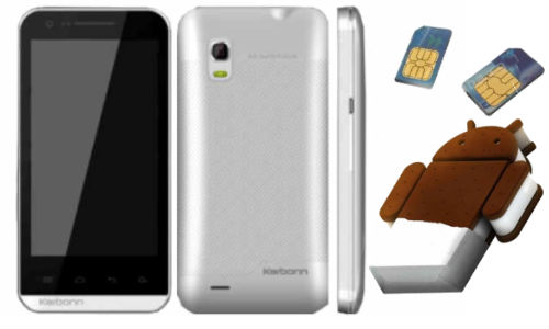 Karbonn A11: Dual SIM Android ICS Smartphone Listed on Flipkart Without a Price Tag