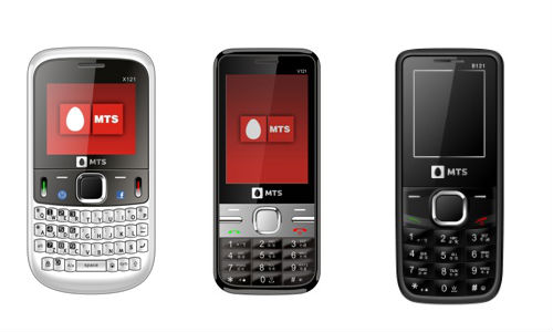 Karbonn Mobiles, MTS India Launch Buzz X121, Turbo B121 and Rockstar V121 CDMA Phones Starting at Rs 1,999
