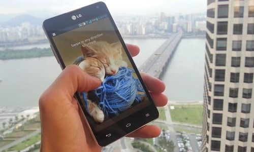 Optimus G: LG Details the Story Behind New QSlide Multitasking Feature