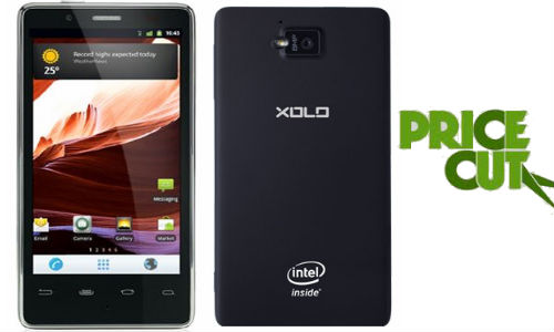 Lava Drops XOLO X900 Price to Rs 17,500