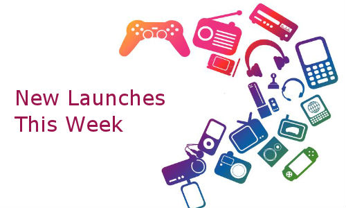List of Smartphones and Tablets Launched For the Week Ending November 11